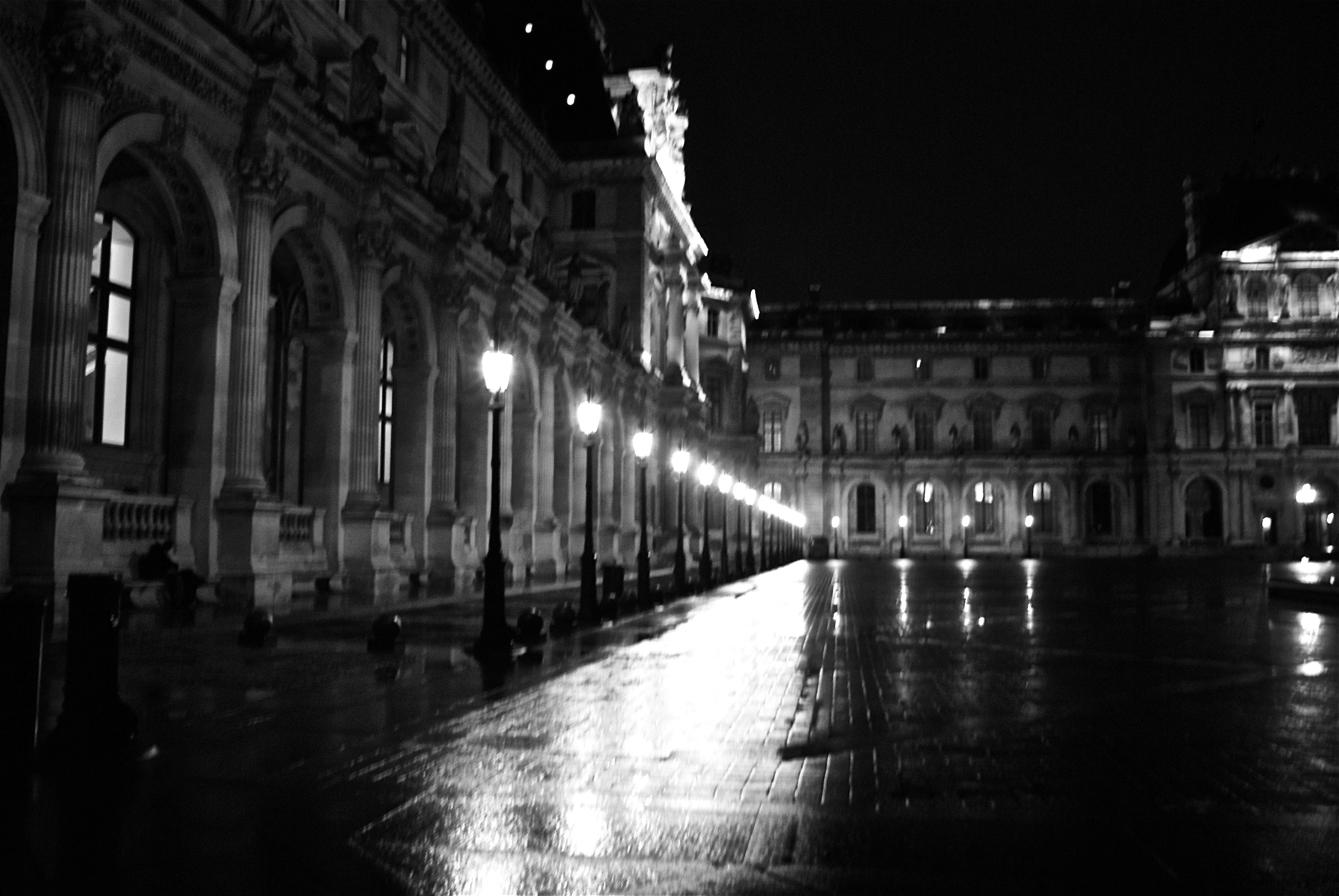 Visit the Louvre tips