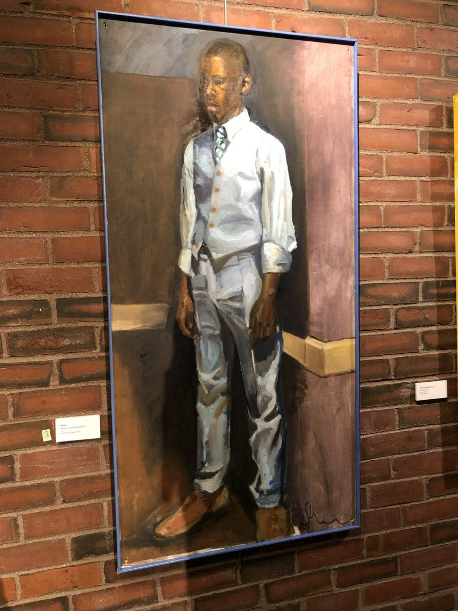 The Fay Chandler Emerging Artist Awards at Boston City Hall