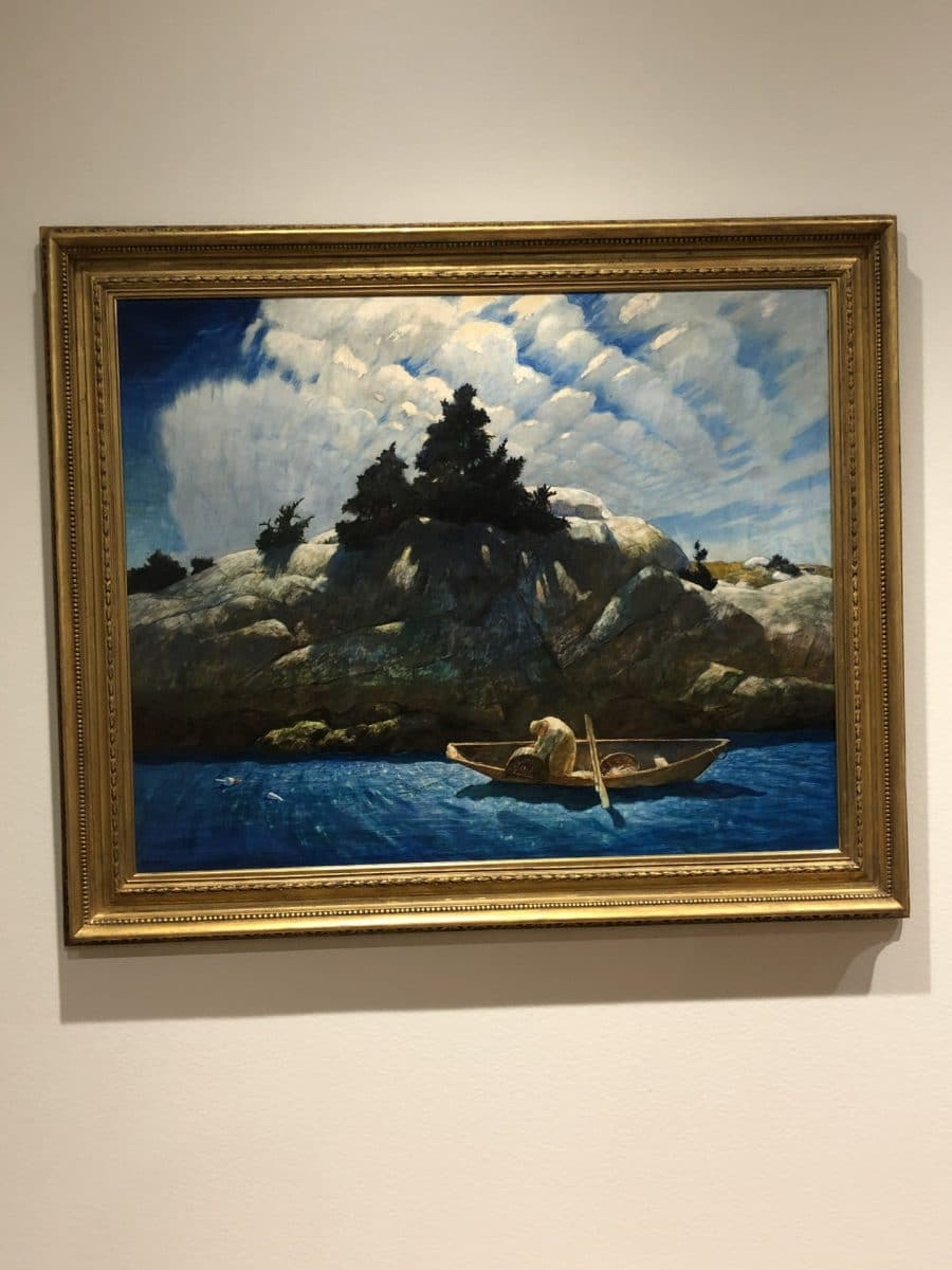 N.C. Wyeth: New Perspectives at Portland Museum of Art