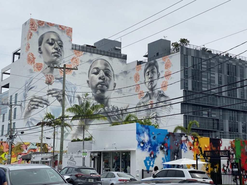 Wynwood Walls in Miami 2021 el Mac