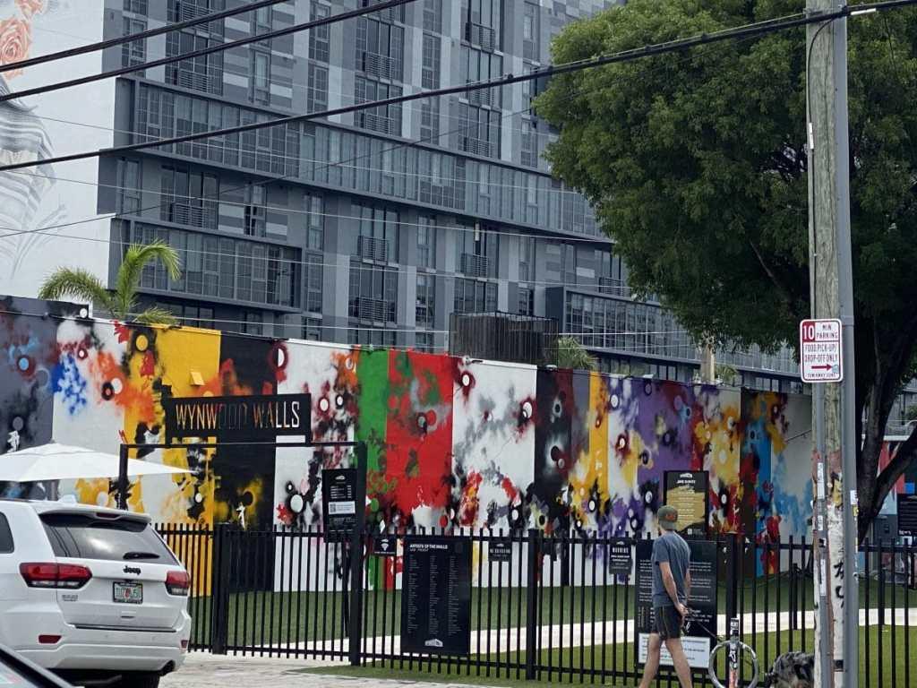 Wynwood Walls in Miami 2021
