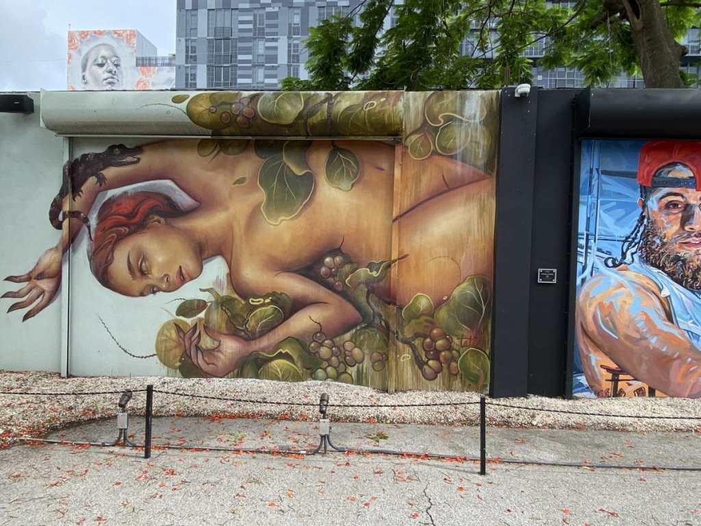 Wynwood Walls in Miami Tatiana Suarez