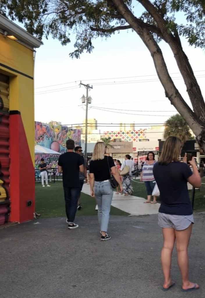 Wynwood Walls in Miami 2018