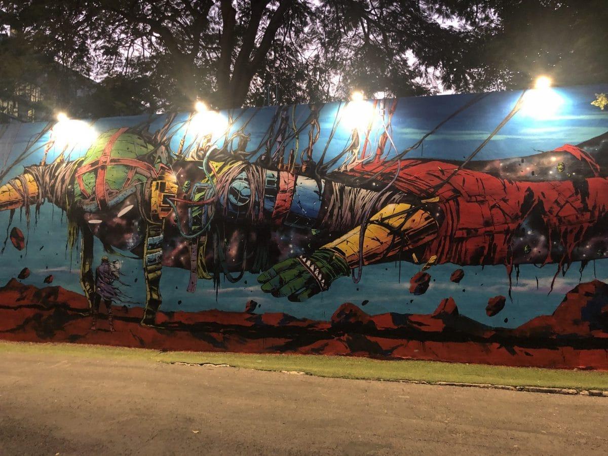 Wynwood Walls in Miami