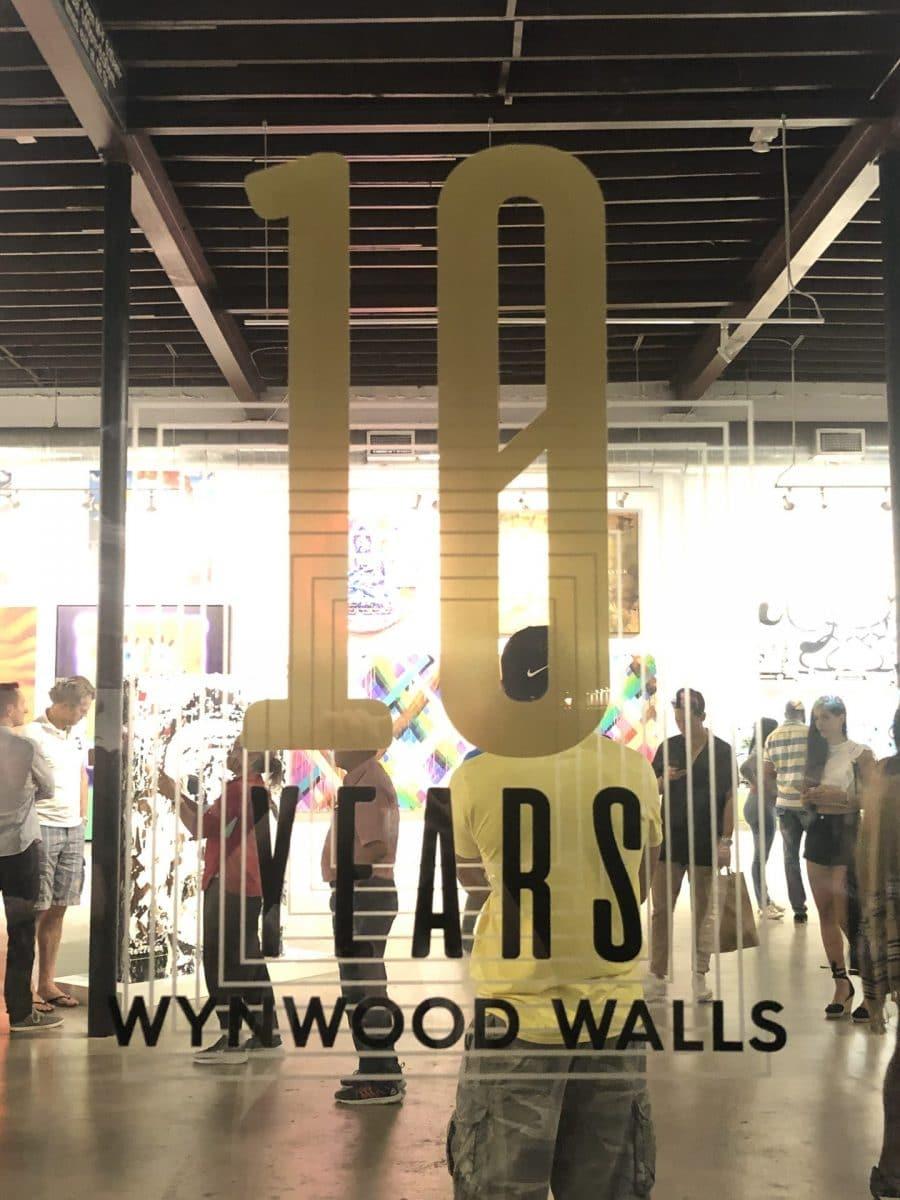 Wynwood Walls in Miami 2019