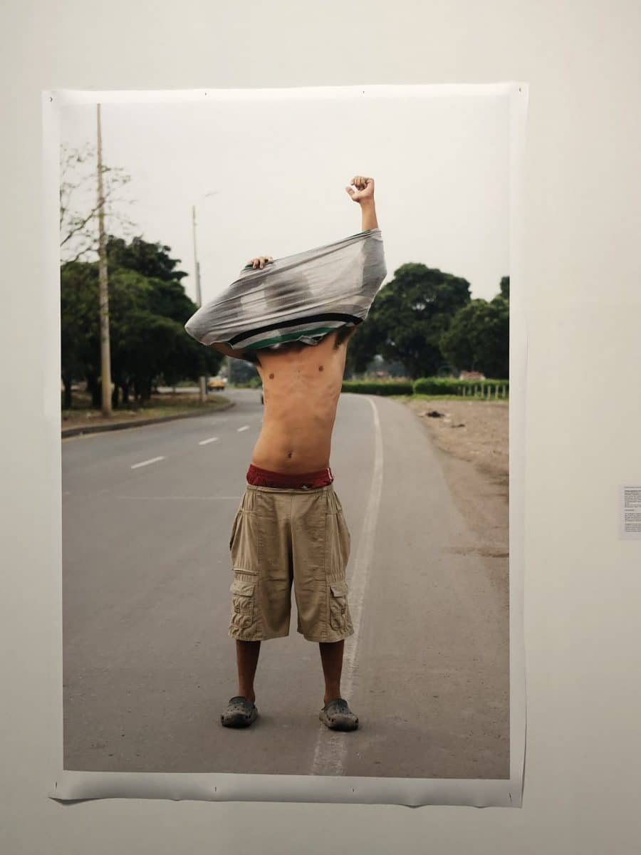 Art Basel Miami 2019 - Teresa Margolles Obstruction