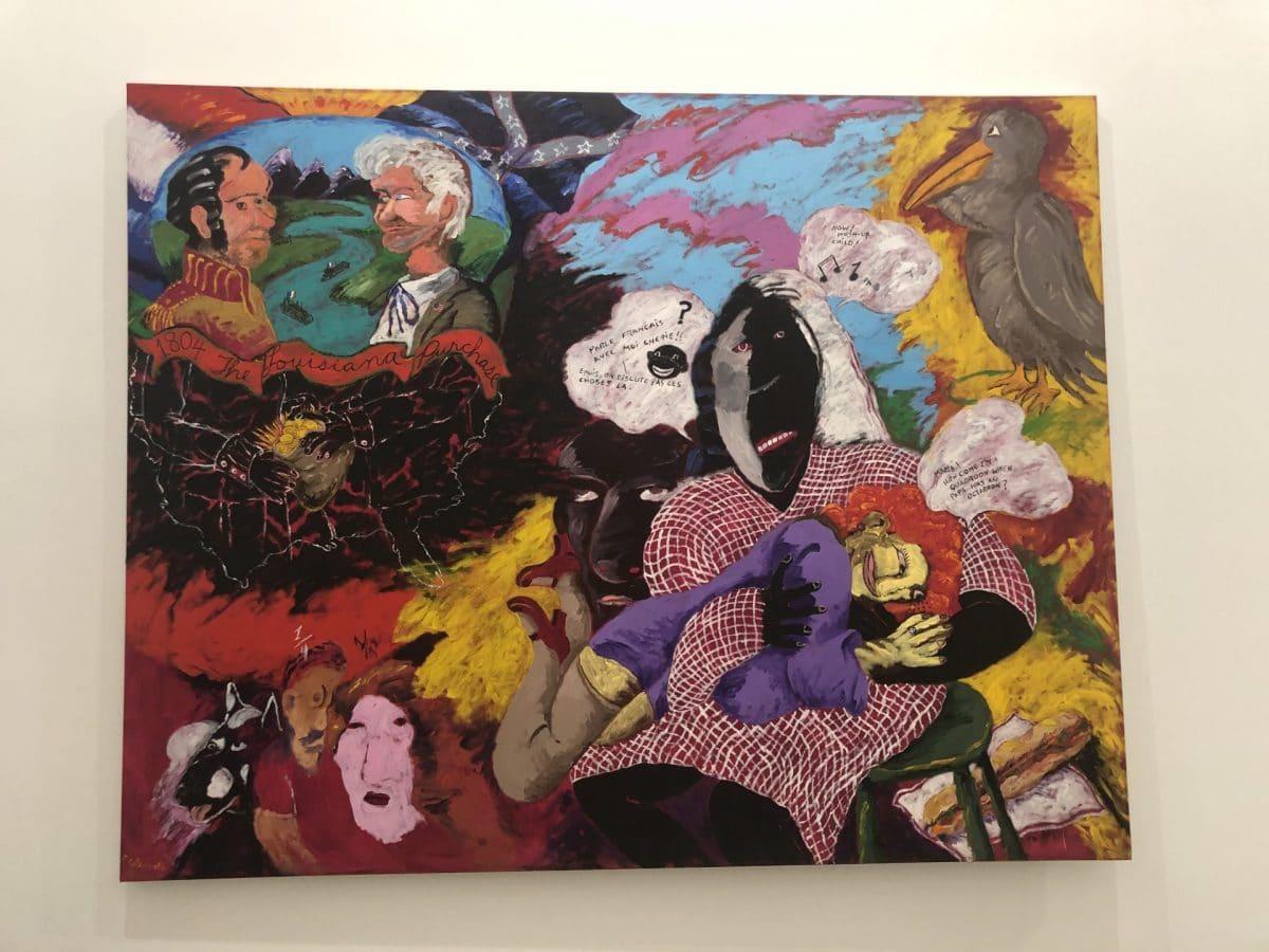 The Robert Colescott Collection
