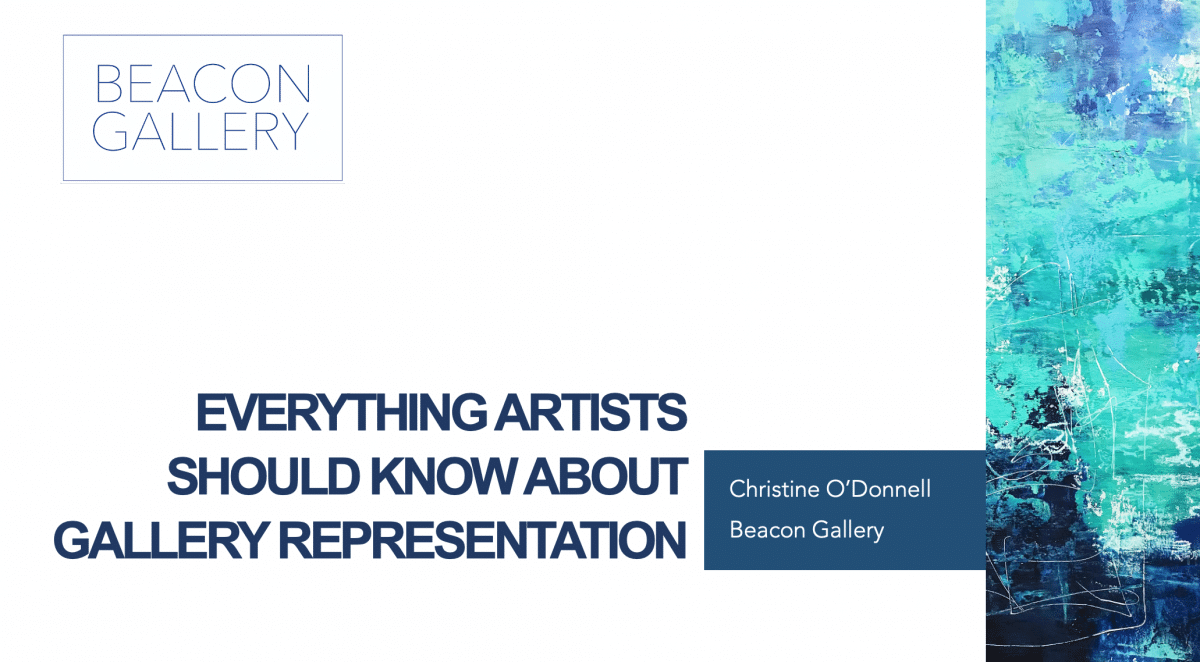Everything Artists Need To Know About Gallery Representation – Unanswered Questions from Artists