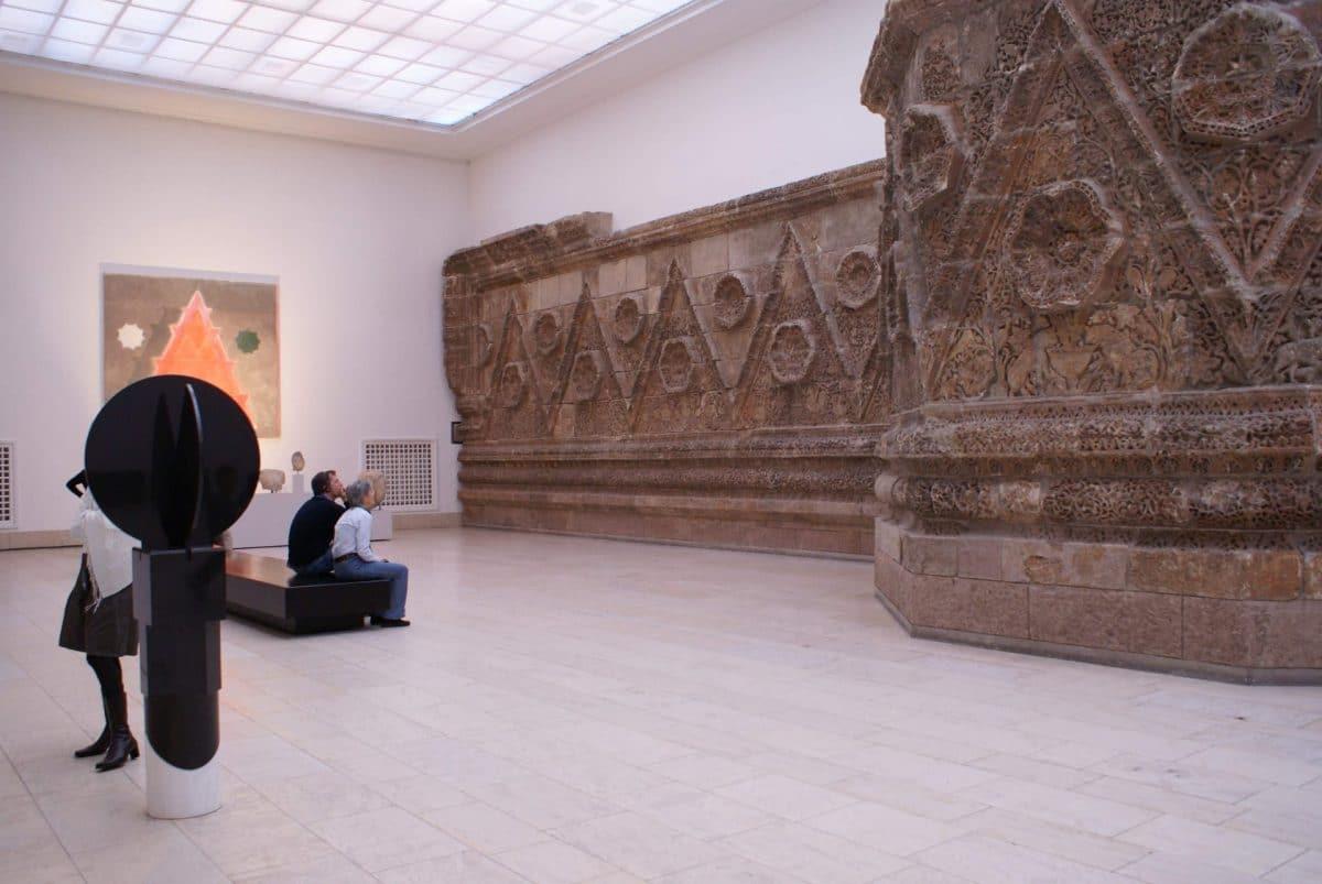Mshatta Facade Pergamon Museum Berlin