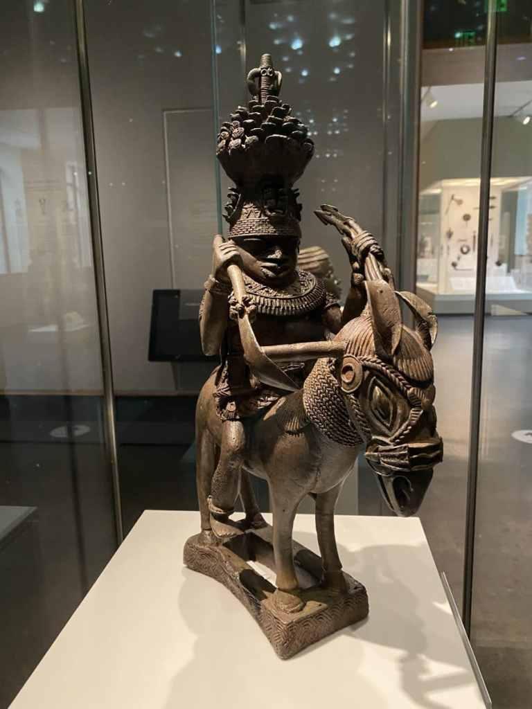 Benin Bronze Debate