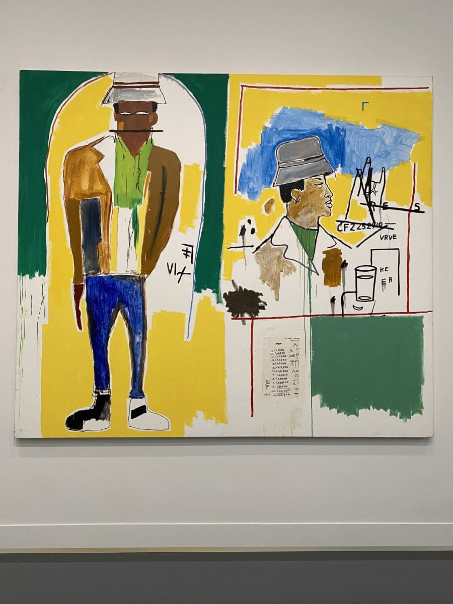 Quotes by Jean Michel Basquiat and his Museum of Fine Arts Boston Exhibition